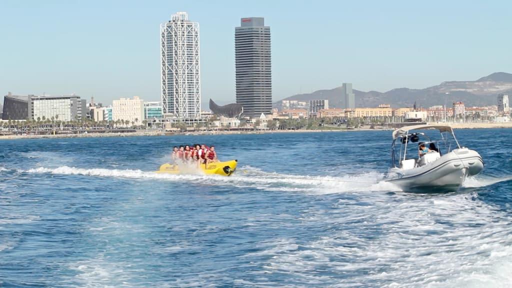 Las Mejores Actividades Acuáticas en Barcelona - Hotel Travelodge Poblenou