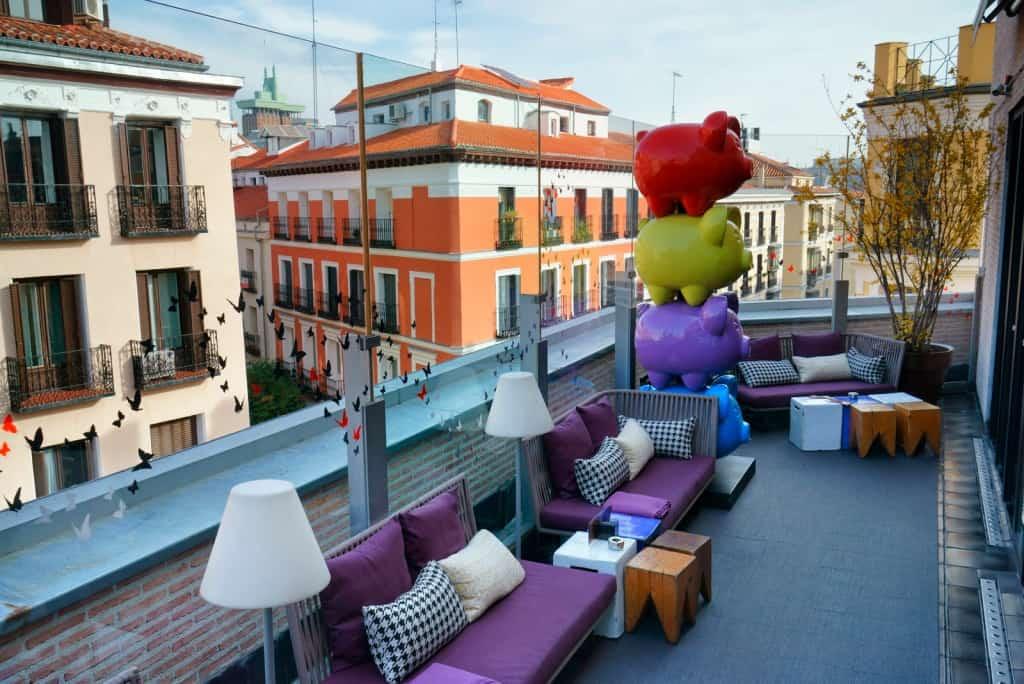 Las Mejores Terrazas en Madrid para el Verano 2017