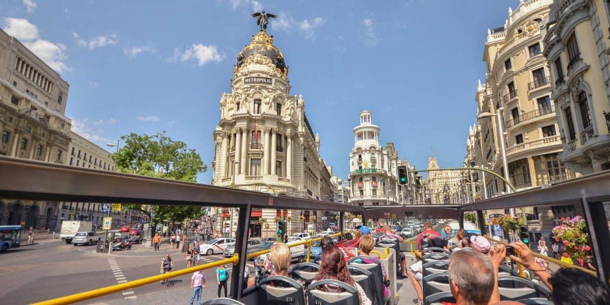 Madrid City Tour Travelodge hoteles España