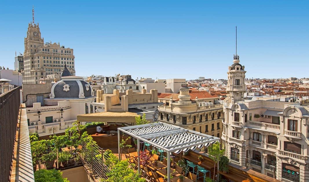 Ático 11 - 8 planes para agosto en Madrid - Guia Turística Travelodge 2021