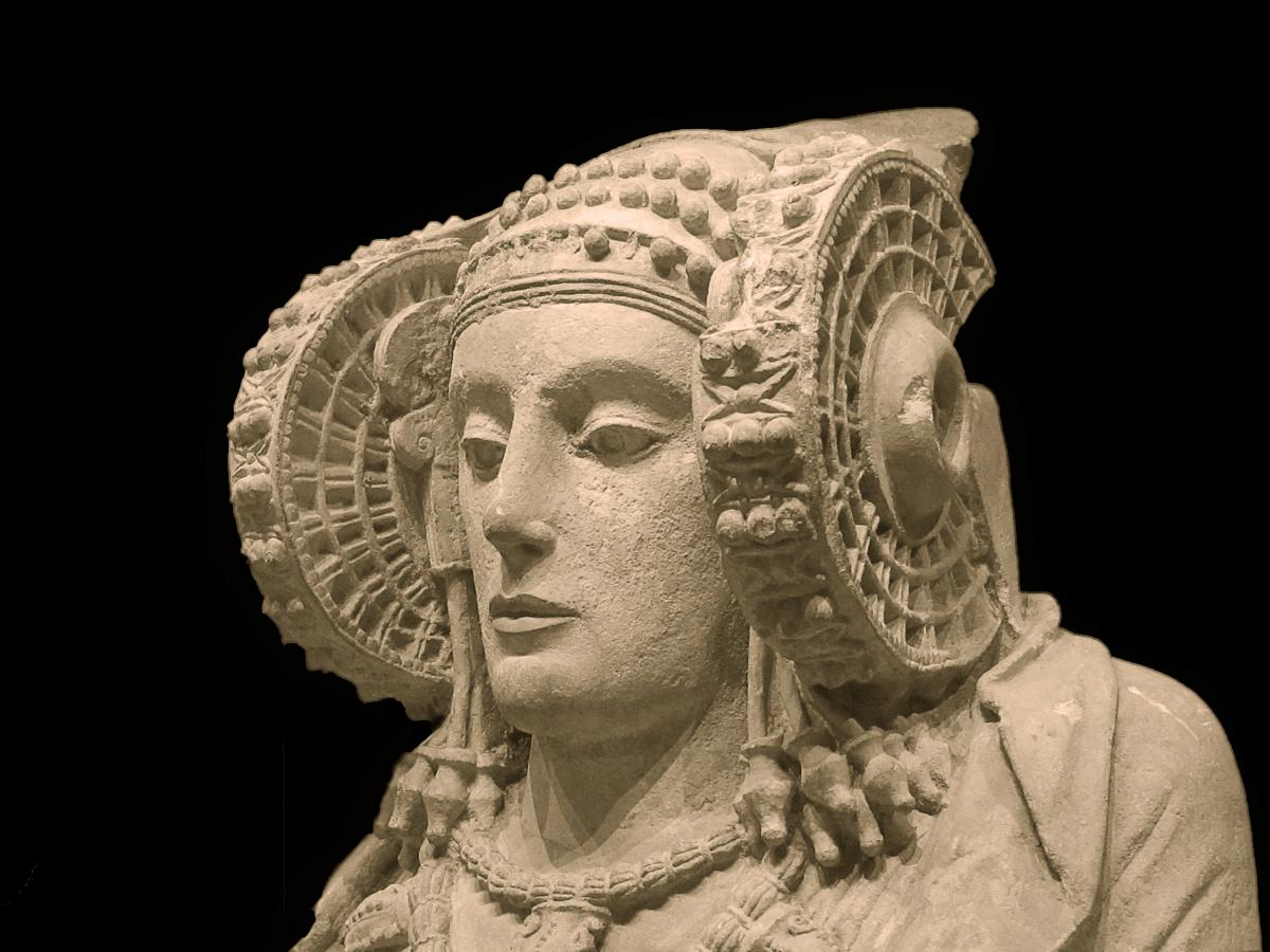 Cuatro museos imperdibles en Madrid - La Dama de Elche es una de las figuras más emblemáticas del Museo Arqueológico