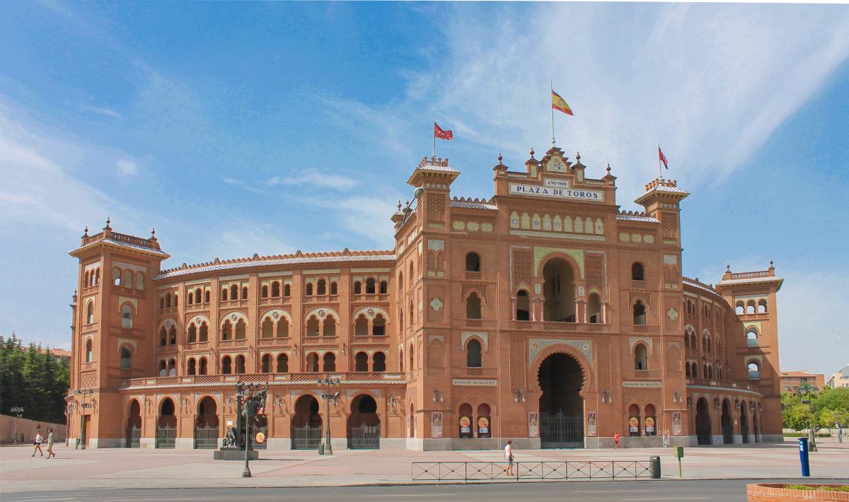 Madrid de cine - Persecución por Las Ventas