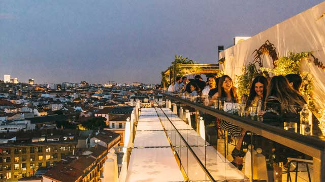 Nice To Meet You- Mejores terrazas de madrid 2020