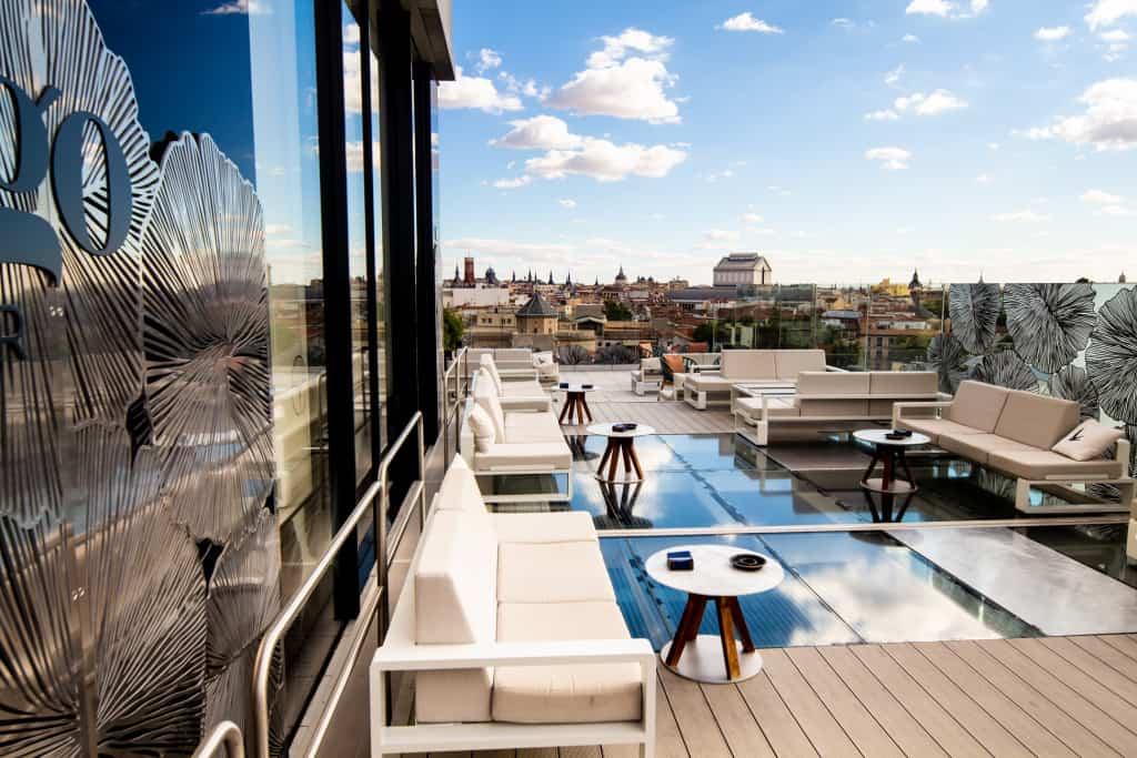 ginkgo-restaurante-Las Mejores Terrazas de Madrid 2020