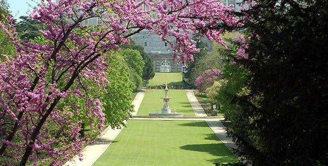 Quinta de la fuente del Berro - Los 5 parques más románticos de Madrid