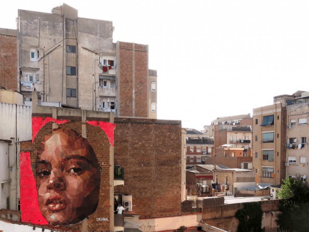 Rosalía - Travelodge Barcelona Poblenou