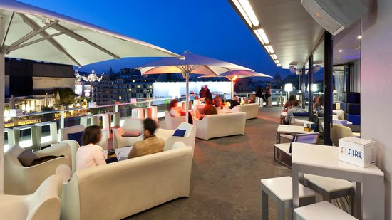 Alaire Terrace Bar-Las 5 mejores terrazas de Barcelona