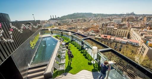Terraza 360º-Las 5 mejores terrazas de Barcelona