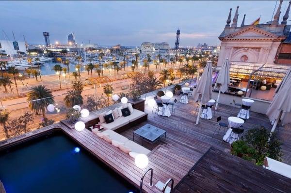 Terraza La Terrassa del Duquesa-Las 5 mejores terrazas de Barcelona