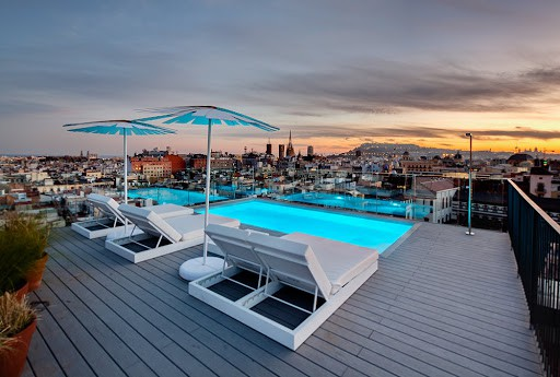 Terraza Plat Únic-Las 5 mejores terrazas de Barcelona