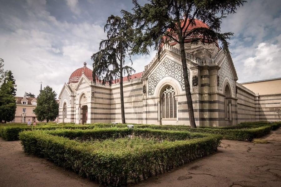 El Panteón de los Hombres Ilustres-Los cinco lugares escondidos que visitar en Madrid.