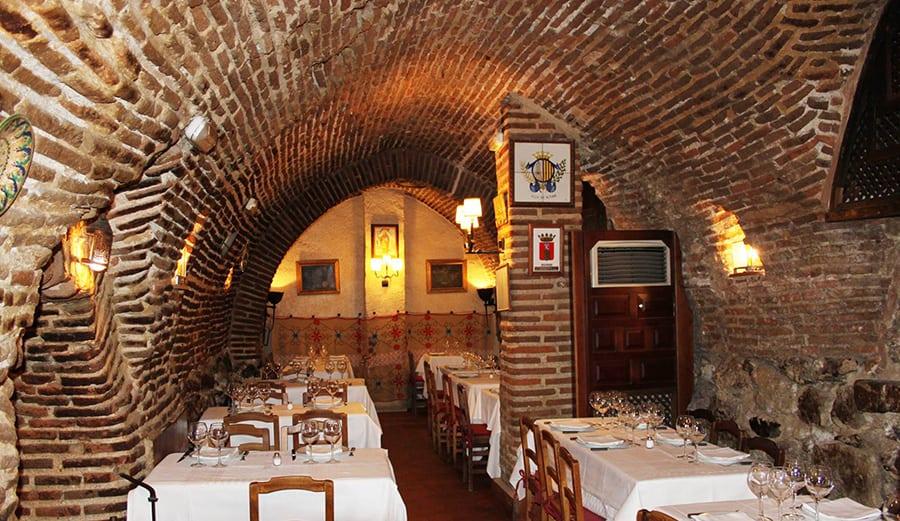 El restaurante más antiguo del mundo-Los cinco lugares escondidos que visitar en Madrid.