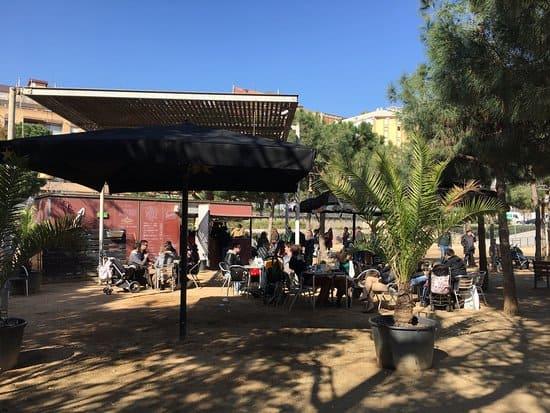 Xiringuito Aigua :Donde comer en Barcelona por menos de 20€
