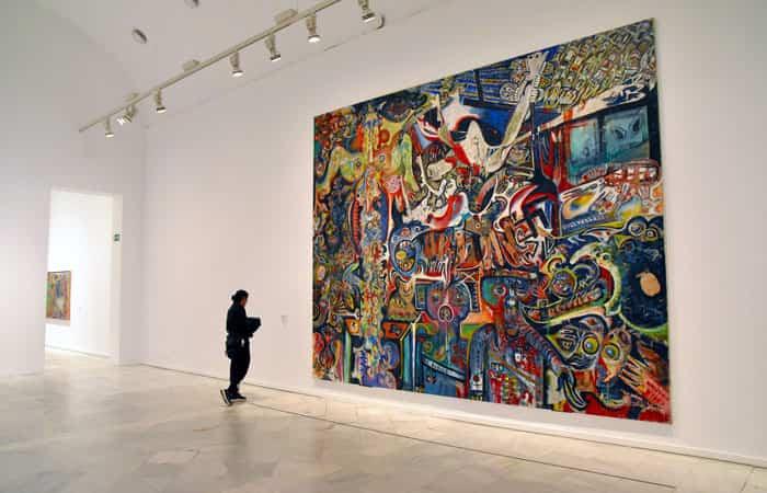 Museo Nacional Centro de Arte Reina Sofía - Los 5 mejores museos para visitar en Madrid.