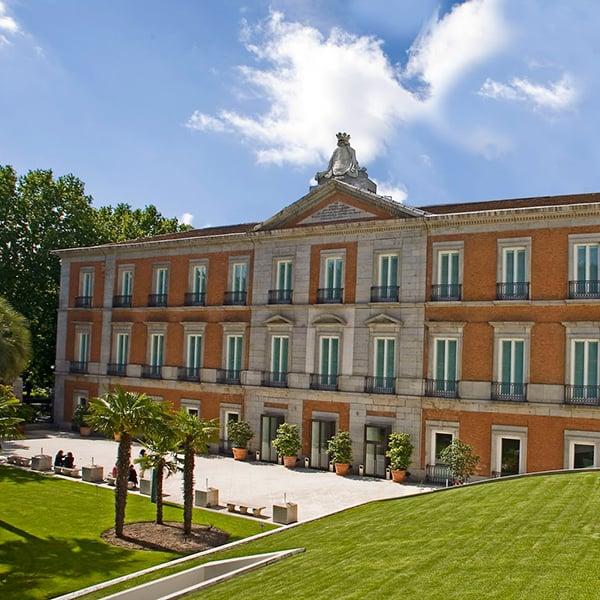 Museo Thyssen-Bornemisza - Los 5 mejores museos para visitar en Madrid.