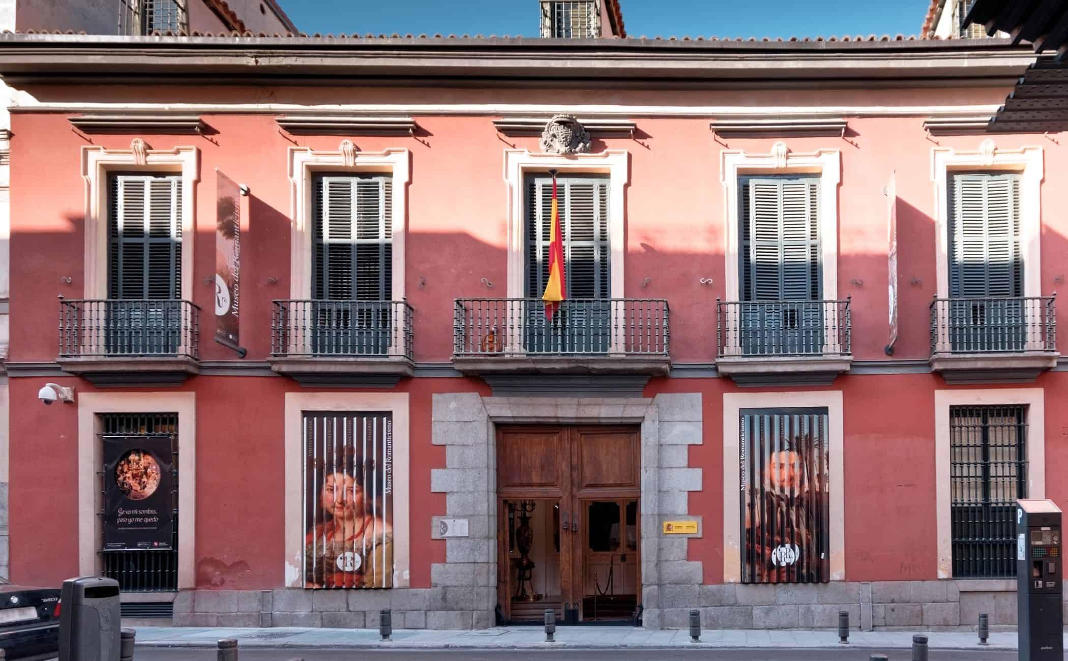 Museo del Romanticismo - Los 5 mejores museos para visitar en Madrid.