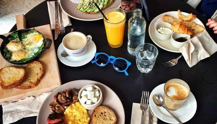Federal Café Barcelona - Los 5 mejores brunch de Barcelona