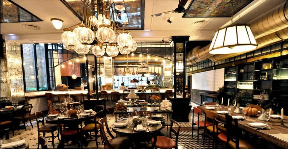 Restaurante Totó - Los 5 mejores brunch de Barcelona